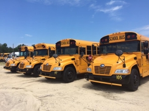 COLUMN: School buses are rolling again