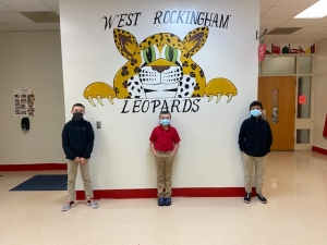 West Rockingham Elementary names honor students