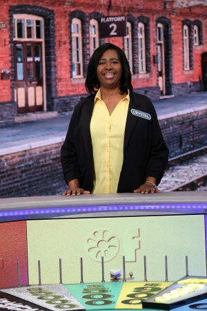 "Crystal Lovett, a Hamlet native, recently appeared on the TV gameshow ""Wheel of Fortune,"" winning nearly $8,000 and a trip to Barbados."