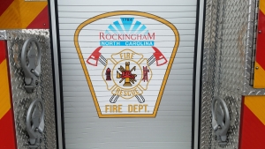 Dog killed in Monday morning fire east of Rockingham