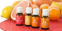 Young Living Essential Oils.