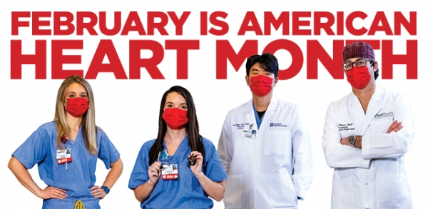 FirstHealth celebrates American Heart Month