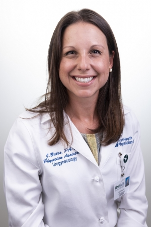 Certified physician assistant joins FirstHealth Urogynecology