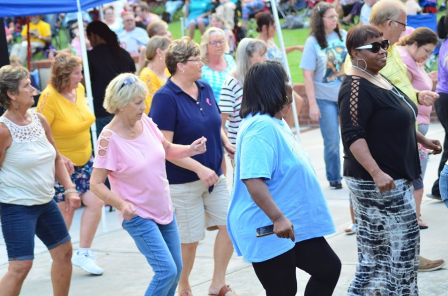 There is bound to be dancing at Cole Plaza on Thursday as the Blackwater Rhythm and Blues Band closes out the 2019 Plaza Jam season.