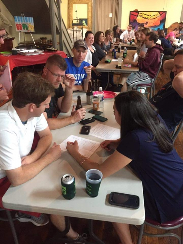 In the three years since its inception, Richmond Young Professionals has hosted events including Pub Trivia Night at Arts Richmond.