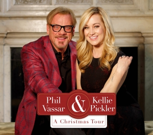 Nashville recording artist Phil Vassar and country music darling Kellie Pickler will make a stop in Hamlet to perform Dec. 14 at the Cole Auditorium on their special Christmas tour.