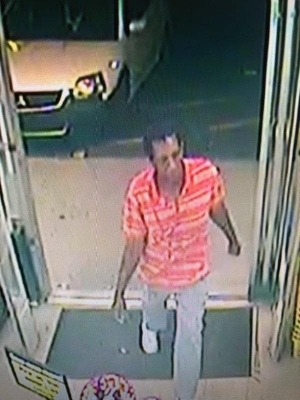 Hamlet Police seek suspect accused of stealing from Dollar General