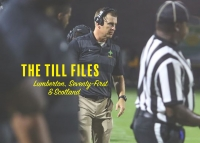"Head coach Bryan Till reveals the next installment of his 2019 ""pre-game journal,"" which focuses on Richmond's final three regular season games."