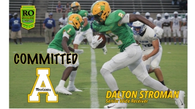 BREAKING: Stroman calls verbal commit to Appalachian State 'a blessing and a dream come true'