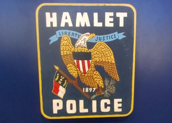 LETTER: Hamlet officers went above and beyond