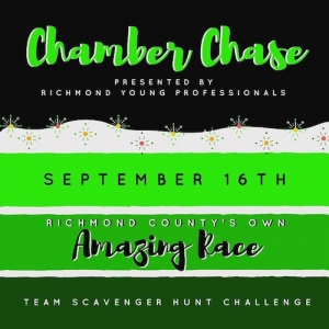 Chamber Chase Flyer.