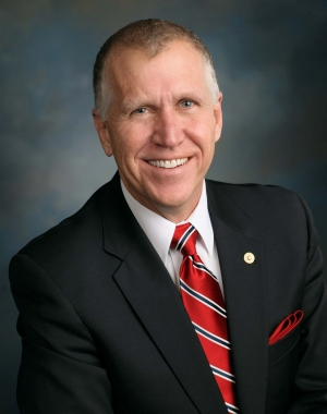 Tillis to undergo surgery for prostate cancer