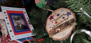 Richmond County heroes honored with tree at Cole Auditorium
