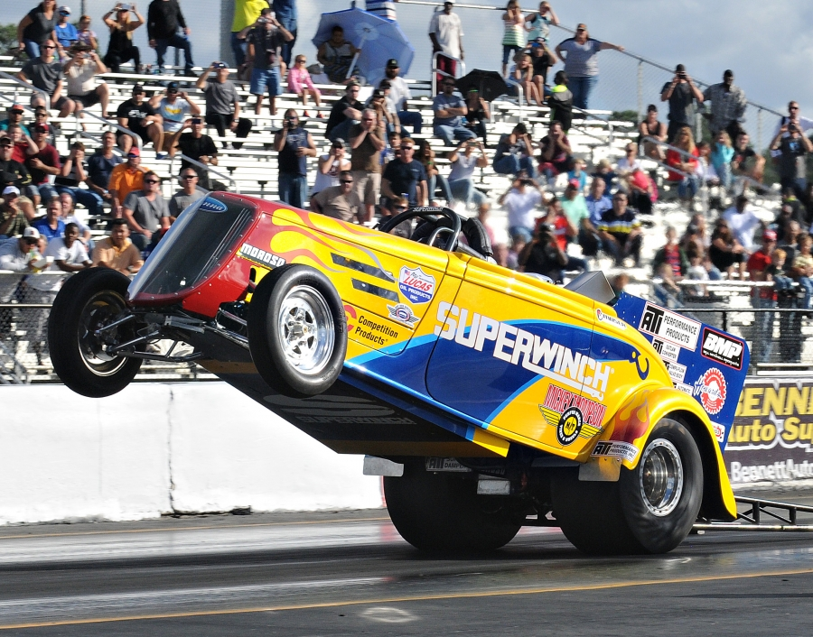 Rock's Spring Extreme Drags