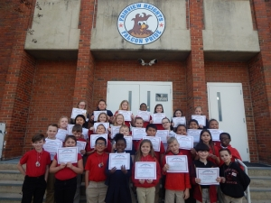Fairview Heights names Honor Roll, Terrific Kids