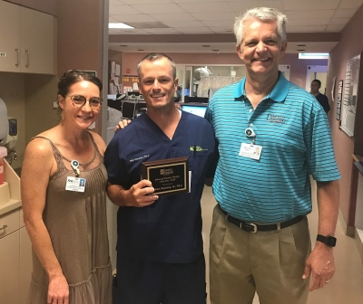 FirstHealth PA honored with award