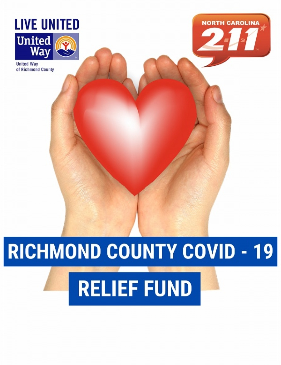 United Way of Richmond County seeks donations to help restock food banks, provide services during COVID-19 pandemic