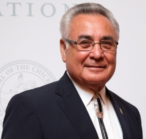 NCAI President Jefferson Keel named UNCP's Spring Commencement speaker