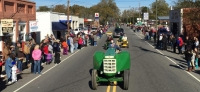 Ellerbe is set to host the 22nd annual Farm City Week Parade on Saturday, Nov. 18, 2017.