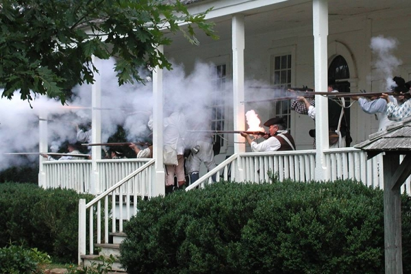 238th anniversary of the House in the Horseshoe battle re-enactment slated for next month in Sanford