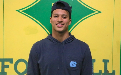 VIDEO: Hood talks UNC football verbal commitment