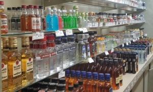 A recent Elon University Poll found that only 52 percent of North Carolinians surveyed supported ending the state's monopoly on liquor sales.