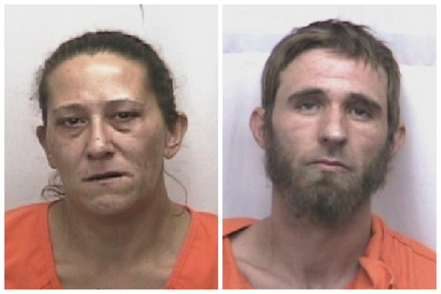 Pair charged with breaking into Ellerbe home