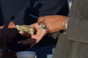 Hundreds of industry leaders shucked the evening away the Richmond County Airport on Thursday for the Industry Appreciation Oyster Roast. See more photos on the RO's Facebook page.