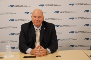 Harry Smith resigns as head of UNC Board of Governors