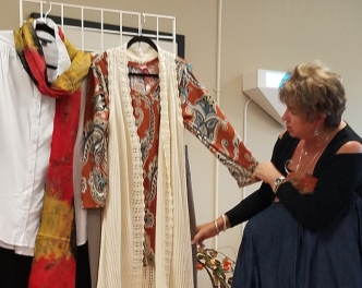 Simply Chic Monogram Boutique hosted the first Richmond County Women's Club meeting of the fall earlier this week.
