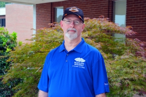 Jimmy Jones of Maxton is a maintenance technician with Blue Scoop Buildings North America.