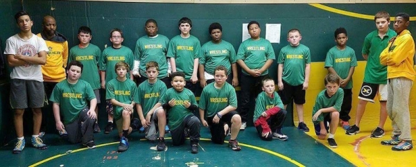 The Richmond Amateur Wrestling Club will have its signups Monday, October 16, from 6-7 p.m. in the Raiders Gymnasium.