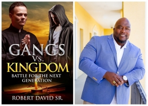 David writes book on combating gangs