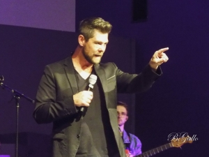 Grammy-winning Christian singer Jason Crabb performs June 6 at  King's Gate Church in Hamlet.