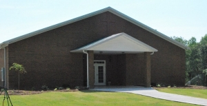 Photo of the Pee Dee Baptist Association in Rockingham.