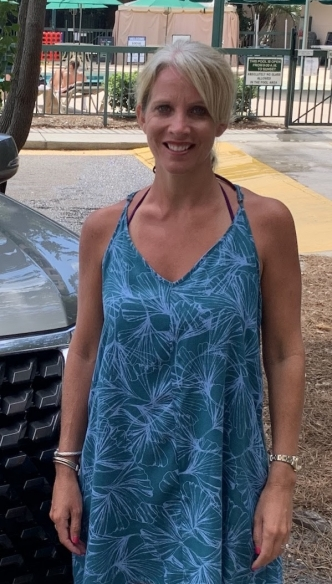 Frances Coyle, of Kannapolis, says her life was saved by wearing a seat belt when she was in a wreck caused by another driver running through a red light.