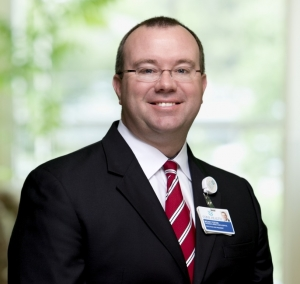 Mickey Foster has been named the new CEO of FirstHealth of the Carolinas. He begins his new job in July.
