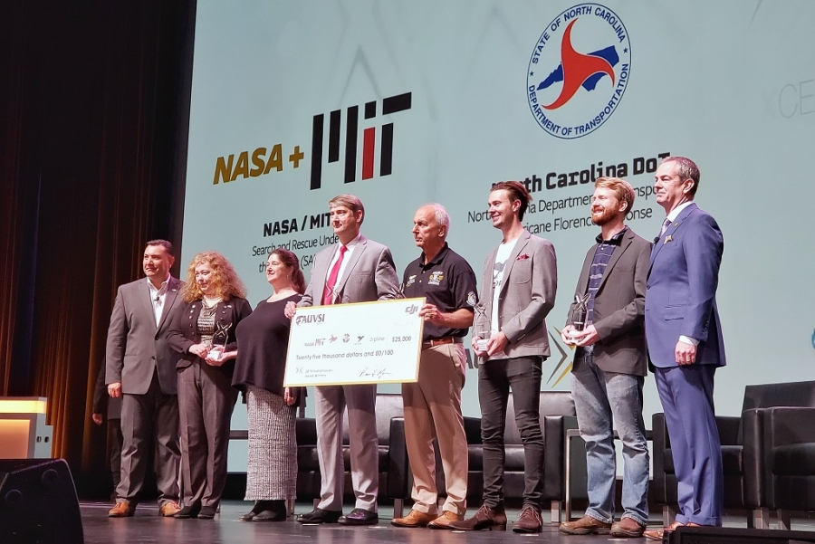 N.C. recognized for drone use in disaster response