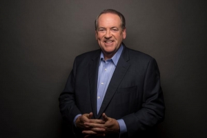 Former Arkansas governor Mike Huckabee will be in Richmond County on Wednesday campaigning for Republican Mark Harris.