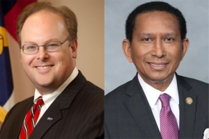 Goodwin, McKissick have questions for Harris about alleged 9th District election fraud