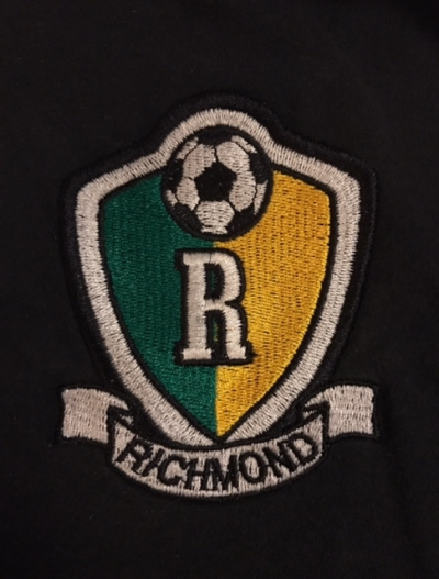 Richmond Raider Soccer Crest