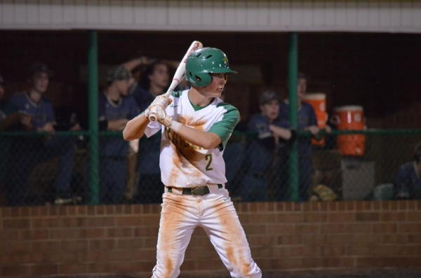 Tyler Bass collected two hits and a walk in Thursday's loss to Pinecrest.