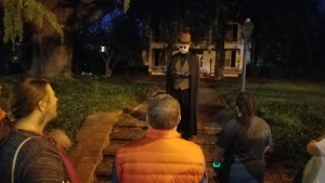 Pee Dee Region Paranormal is planning to make its annual ghost tour virtual this year.