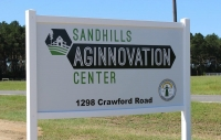 Sandhills AgInnovation Center located in Ellerbe.