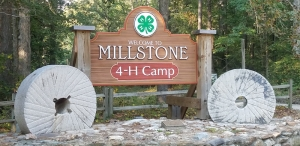 Millstone 4-H Camp where Connections After 5 was held Thursday.