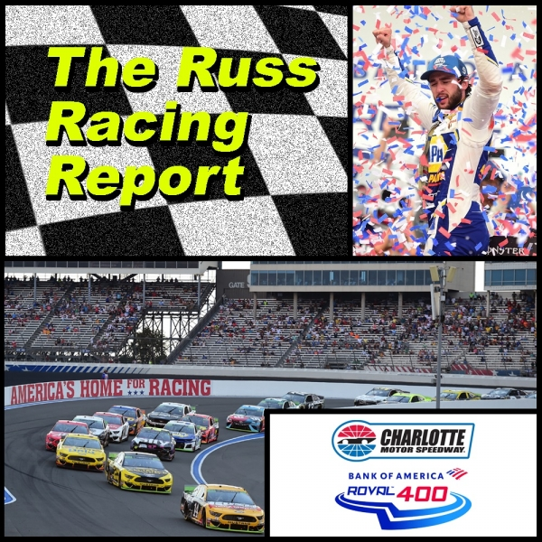 The Russ Racing Report: Elliot is a true threat to the championship