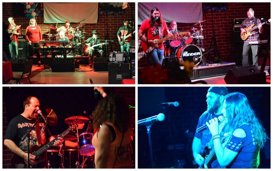 4 bands lined up for 4th annual Rockin' for Veterans