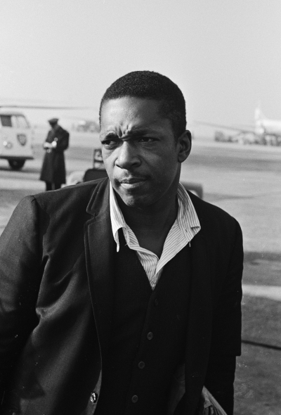Jazz legend John Coltrane was born in Hamlet in 1926.