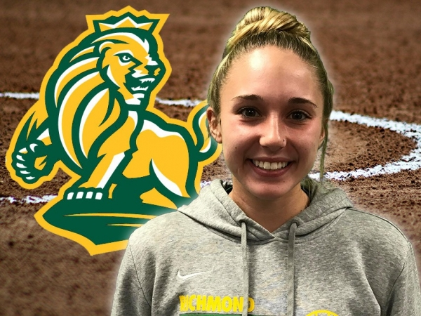 Payton Chappell verbally committed to play softball at Methodist late last week.