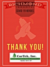 Richmond County COVID-19 Heroes: CorTek donates cartons to food banks, provides to other local companies